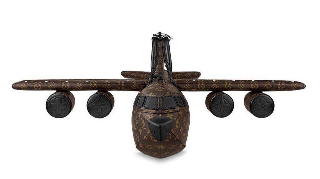 сумка-самолет